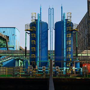 煤化工水处理工程的技术